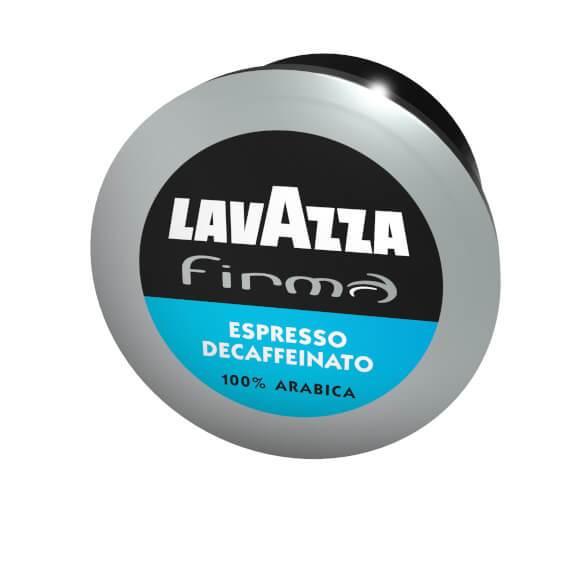 Lavazza firma kapsule za kavu Espresso decaffeinato