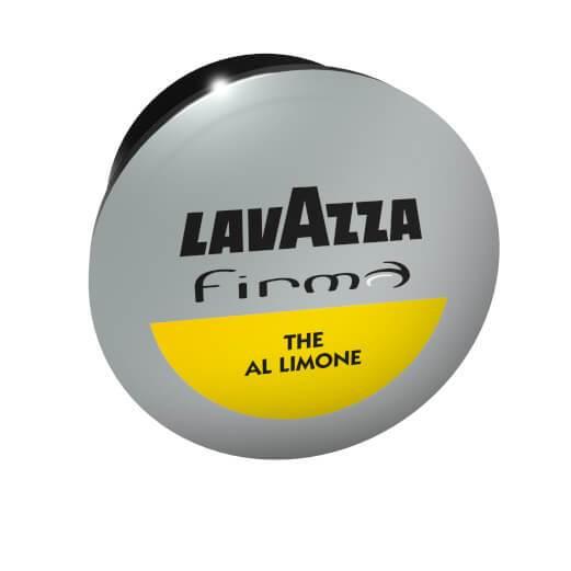 Lavazza firma kapsule za kavu The all Limone