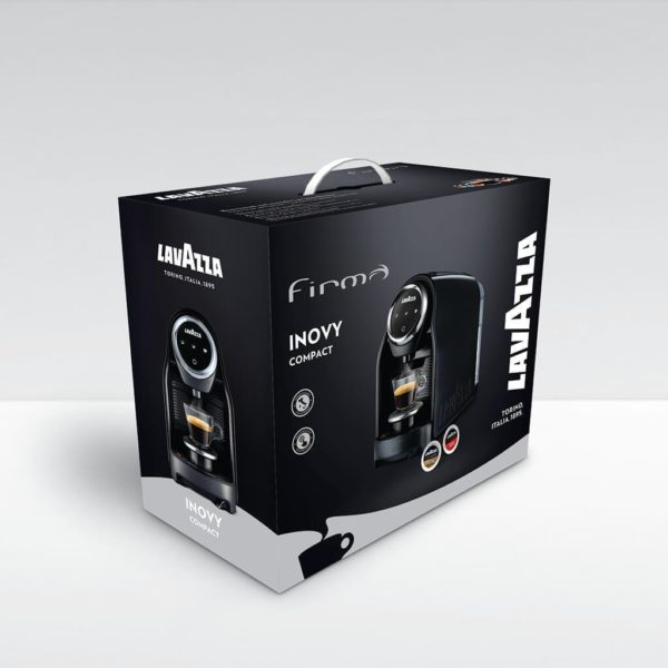 Lavazza firma Inovy Compact za urede