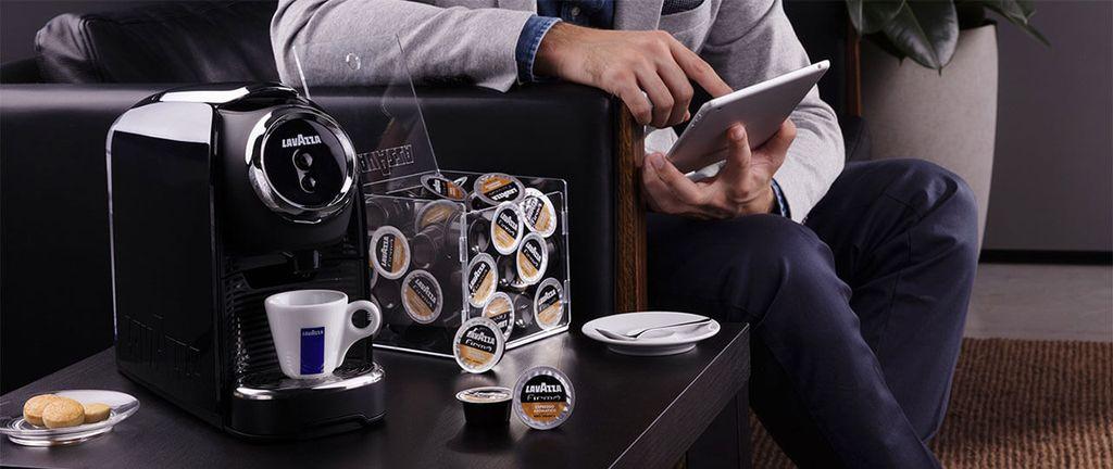 lavazza firma aparati za kavu